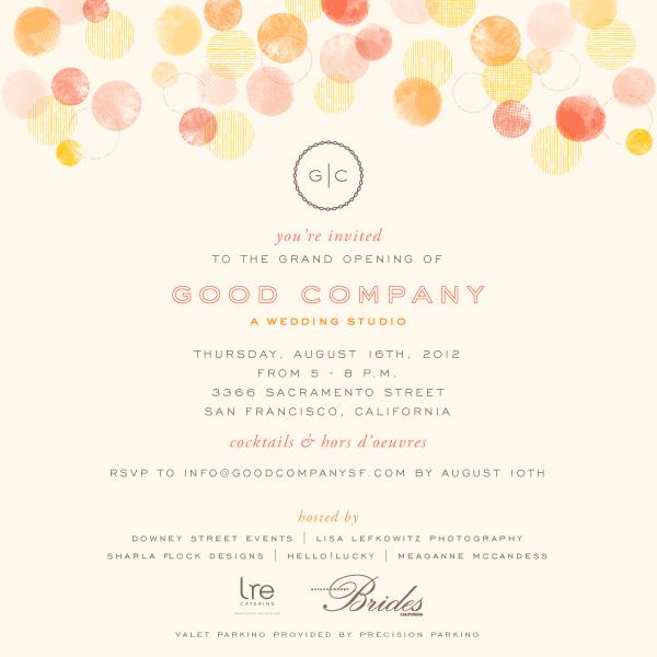 Good Company Grand Opening
